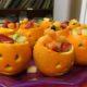 Halloween Lantern Fruit Pots