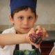 Blueberry Heart Pie Pops