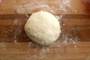veggie pizza dough