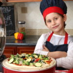 veggie pizza kids