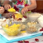 hawaiian trifle adding ingredients