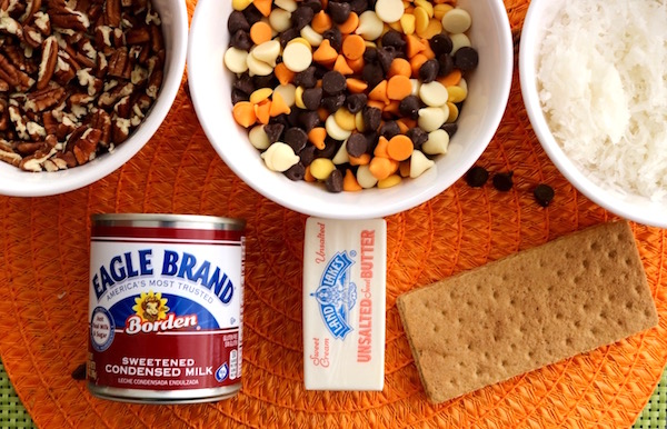 magic cookie bar ingredients