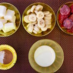 banana split smoothie ingredients