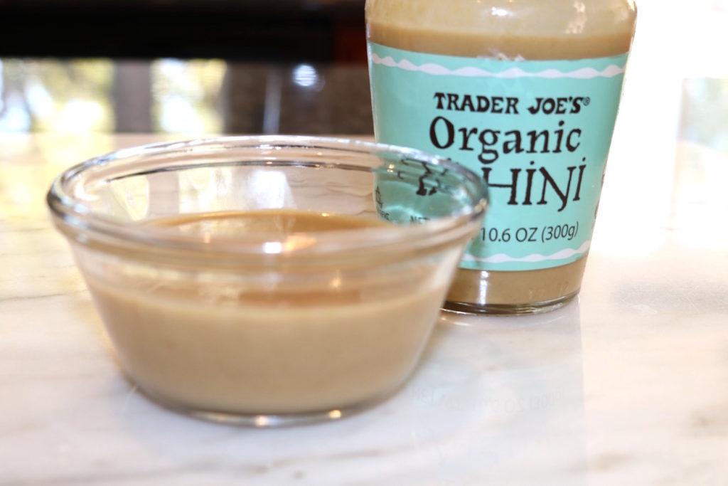 easy tahini sauce
