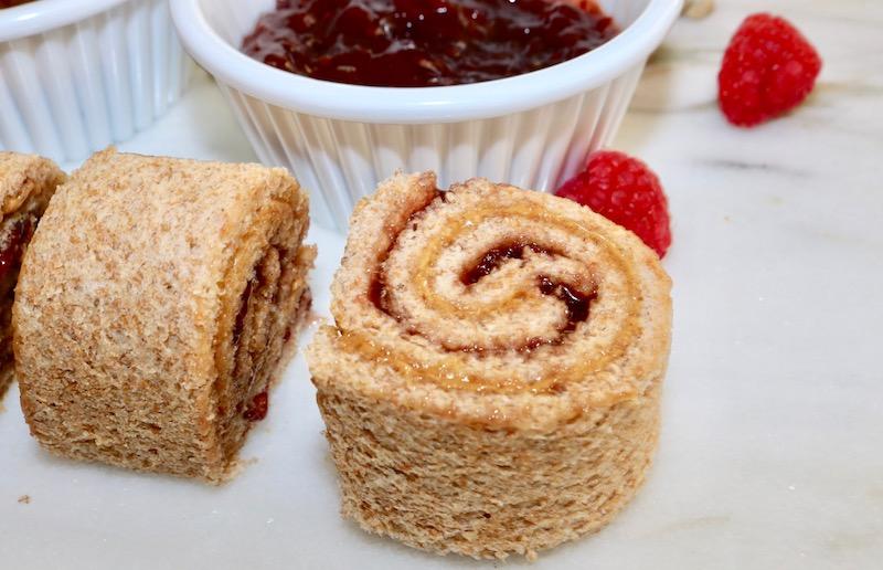 easy pinwheel sandwiches