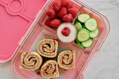 pinwheel lunchbox