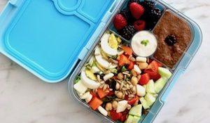 tn high protein salad lunch