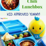 best 3 bean chili lunchbox pin