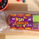 soy chorizo for tofu scramble