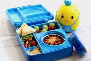 Best 3 Bean Chili Lunchbox