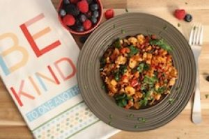 tn healthy tofu scramble