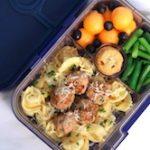 tn turkey meatballs and tortellini lunch
