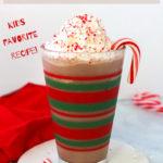 Chocolate Peppermint Shake