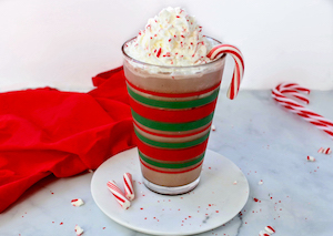 tn chocolate peppermint smoothie