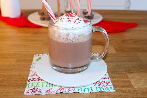 candy cane cocoa recipe