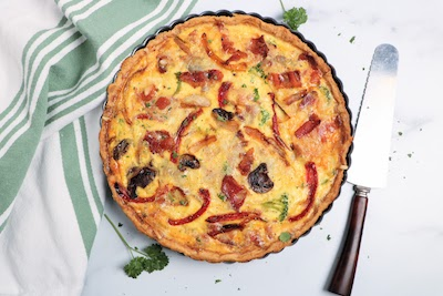 best quiche recipe cooked