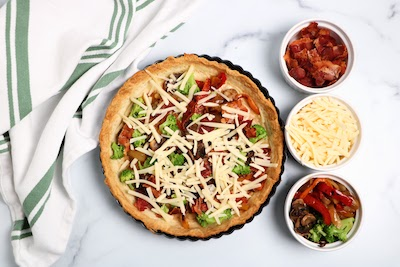 best quiche recipe ingredients