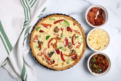 best quiche recipe pre cooked