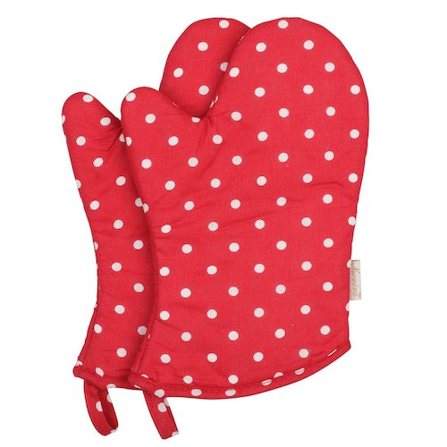 NEOVIVA cotton coated oven mits