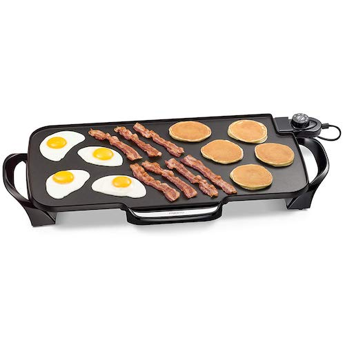 presto electric griddle
