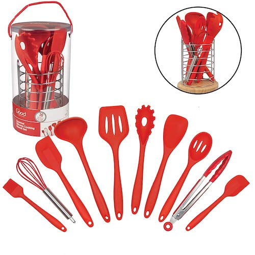 silicone-kitchen cooking utensils