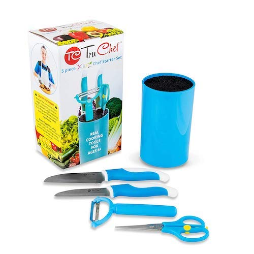 truchef knife set for kids