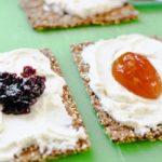 cream cheese snacks steps to make