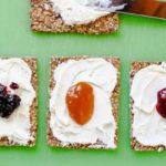how to make cream cheese snacks