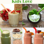 smoothie recipes for kids pin