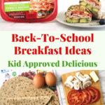 Back To School Breakfast Ideas Pin