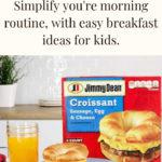 back to school breakfast ideas from tyson