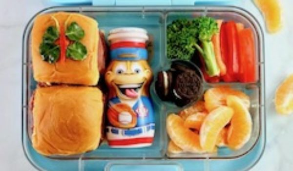 featured image back to school kid friendly slider recipe