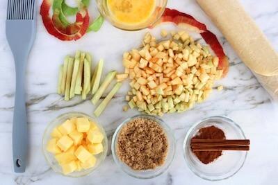 mini apple hand pies ingredients