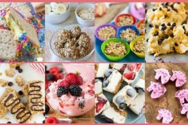 tn 20 no bake recipes for kids