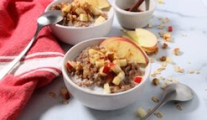 tn apple pie oatmeal